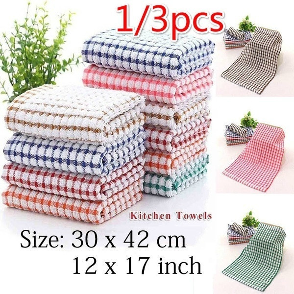 kitchencloth, microfibertowel, Kitchen & Dining, householdcleaningcloth