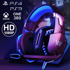 Headset, Video Games, noiseisolation, Xbox