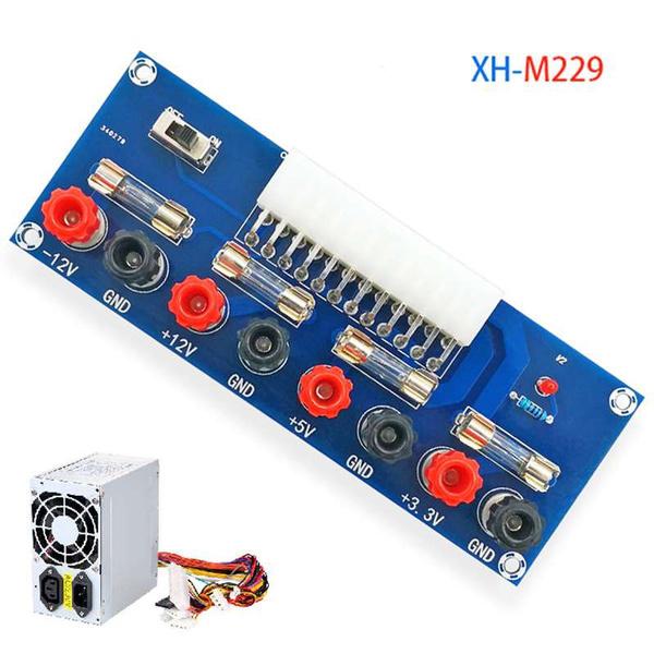powers, atxpowersupplymodule, xhm229, testmodule