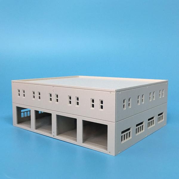 187factory, Jigsaw Puzzle, modelfactory, hoscalefactorybuilding