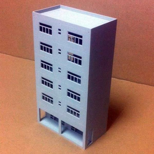 hoscaleadministrationbuilding, modeladministrationbuilding, decoration, diyassemblyadministrationbuilding