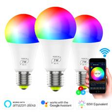 Google, alexa, wifibulb, lights