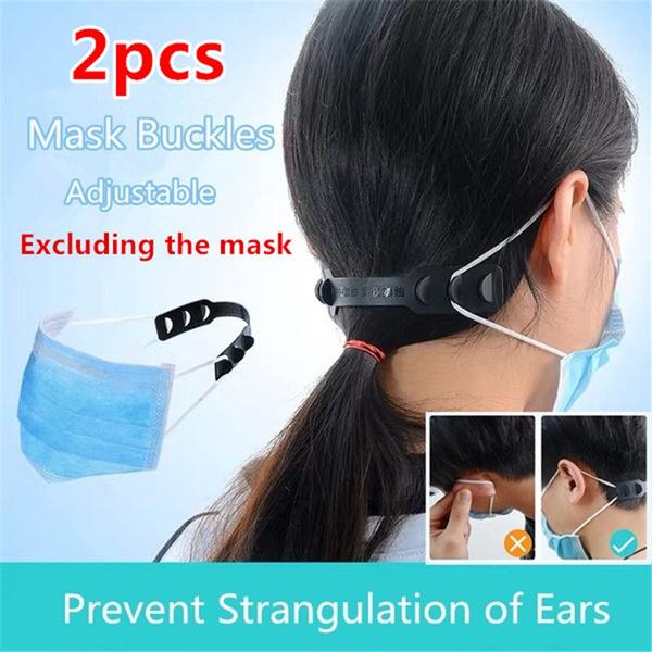earartifact, Buckles, Masks, siliconeearprotector