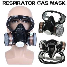 antigasmask, respiratormask, eye, breathablevalvemask