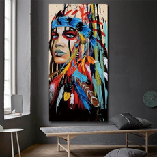 artwall, art, Colorful, featherpainting