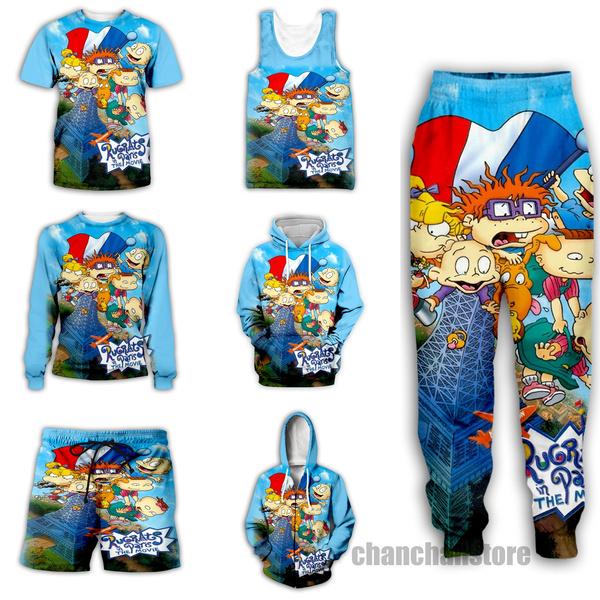 Vest, Shorts, Fashion, Zipper Mens Hoodies