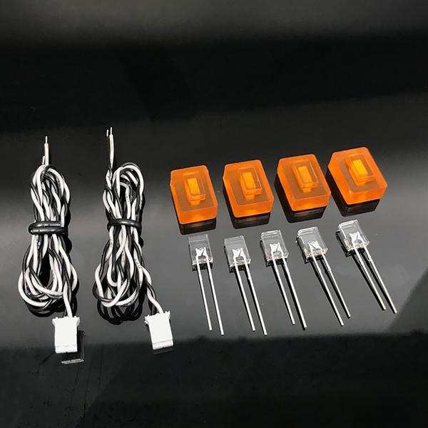 rccarlight, ledtaillight, Remote Controls, trailerupgrade