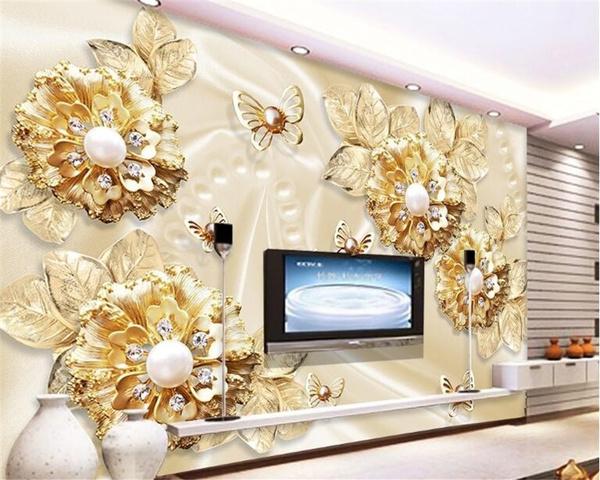 обои, flowerwallpaper, Flowers, Jewelry