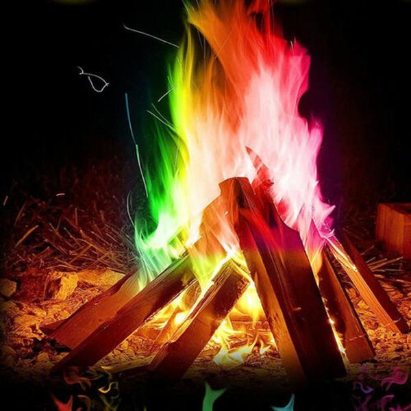 bonfire burning for the love of fire