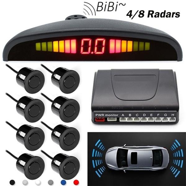 8radarsensor, Sensors, carparkingsensor, Monitors