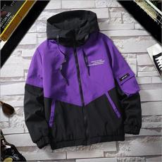 menretrojacket, men coat, menwindbreakjacket, Men's Fashion