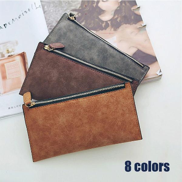 Medium, Bags, leather, simpleclutch