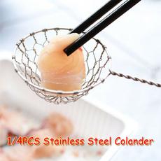 Steel, netcolander, Stainless Steel, mesh