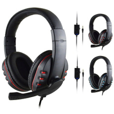 Headset, Microphone, Laptop Accessories, builtinmicrophone