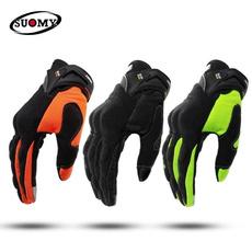 Summer, Cycling, Green, Gloves