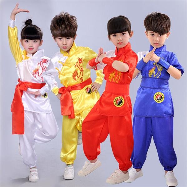 Traditional, wushu, Fashion, Chinese