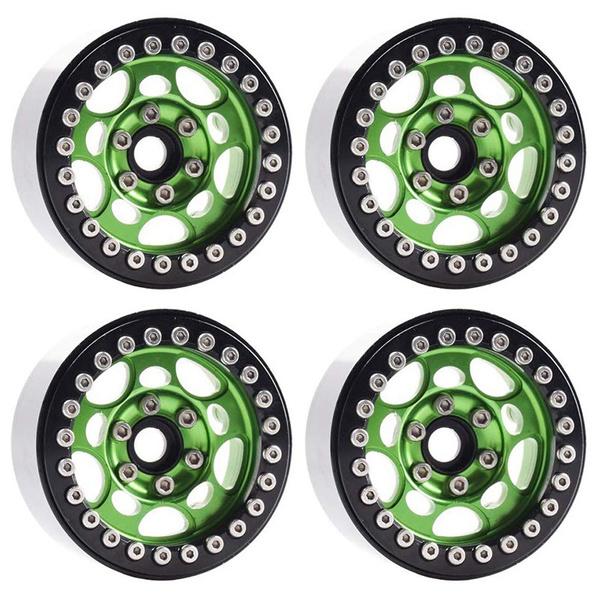 Metal, rim, scx10iid90, 19beadlockwheel