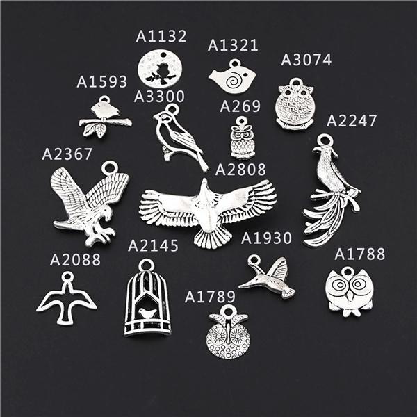 Antique, Owl, owlpendant, Jewelry
