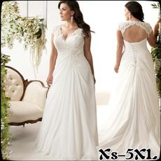 Deep V-Neck, sleeveless, Plus Size, Lace