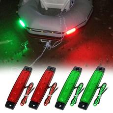 led, navigationledlight, lights, redandgreenboatlight