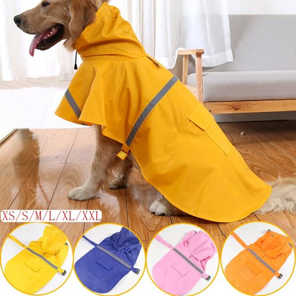 rainproof, hooded, raincoat, Pets