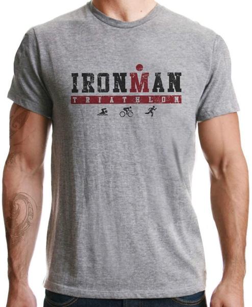 Mens T Shirt, Iron Man, Shorts, Cotton