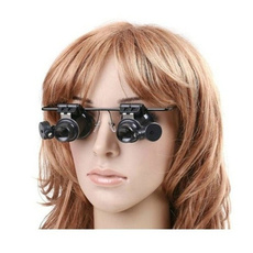 20xmagnifier, lights, led, jewelryidentifyingmagnifier