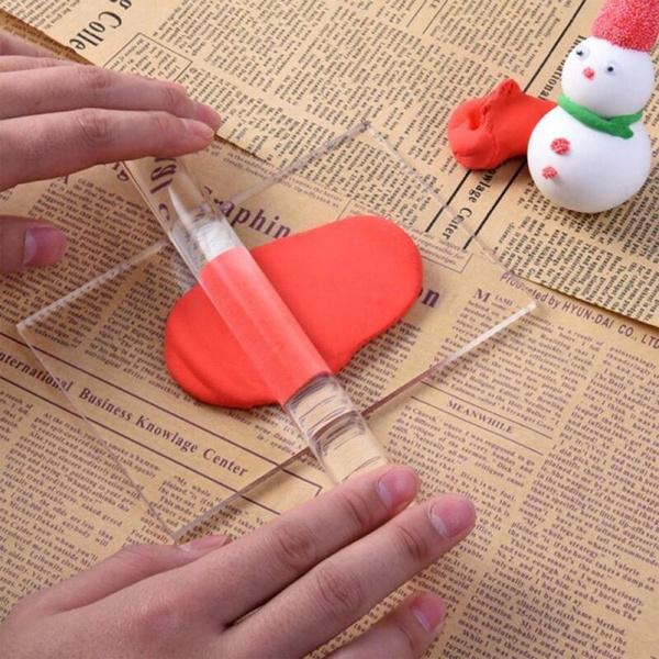 claytool, acrylicrollingpin, Pins, polymer