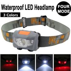 Flashlight, Head Bands, led, Waterproof