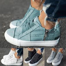 wedge, Plus Size, Platform Shoes, Wedge Shoes
