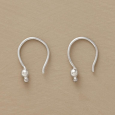 Sterling, Dangle Earring, silver earrings for women, earringjewelry