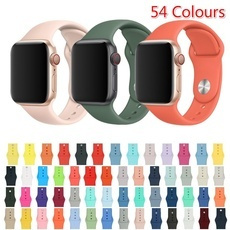 iwatchband, Apple, Silicone, Watch