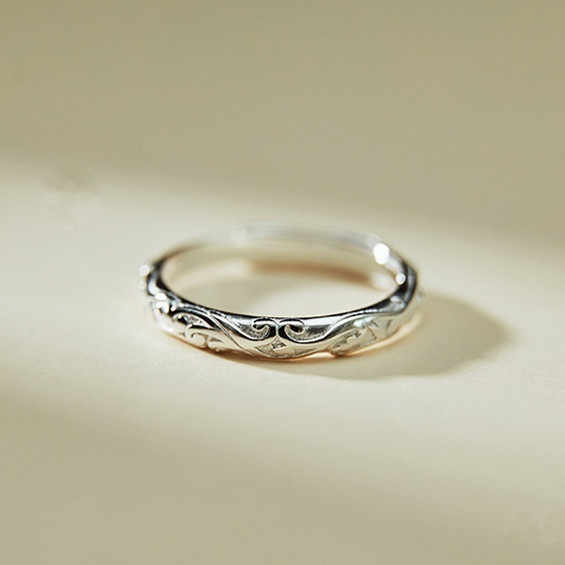Sterling, patternring, Jewelry, ringswomen