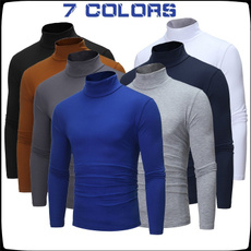 Outdoor, Shirt, Long sleeved, Slim Sweater