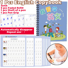 calligraphypractice, kidswritingexercise, alphabetcopybook, copybook