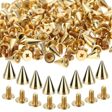 screw, Jewelry, gold, leather