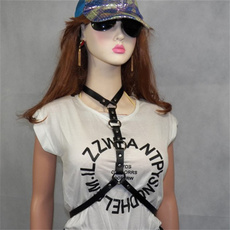 Fashion, harajukupunk, Chain, Harness