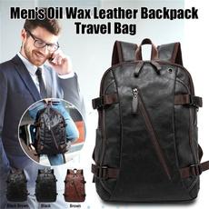 travel backpack, Shoulder Bags, headphoneport, Outdoor