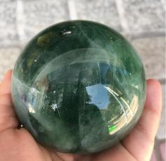 crystalhealingball, polished, fluoriteball, crystalsphere