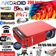 Bluetooth, projector, Hdmi, 200inch
