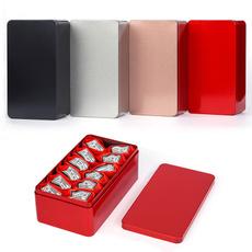 Storage Box, case, miniteabox, tinplatebox