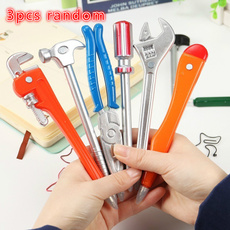 ballpoint pen, School, Office Supplies, Office