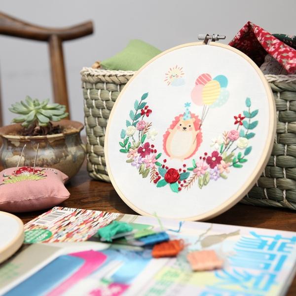 Kit, embroiderykit, Handmade, Tool