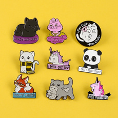 Clothing & Accessories, Gifts, Pins, Funny