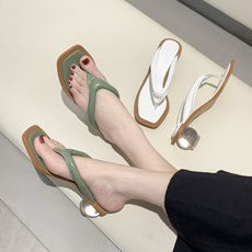 Summer, Flip Flops, Fashion, Woman Slipper