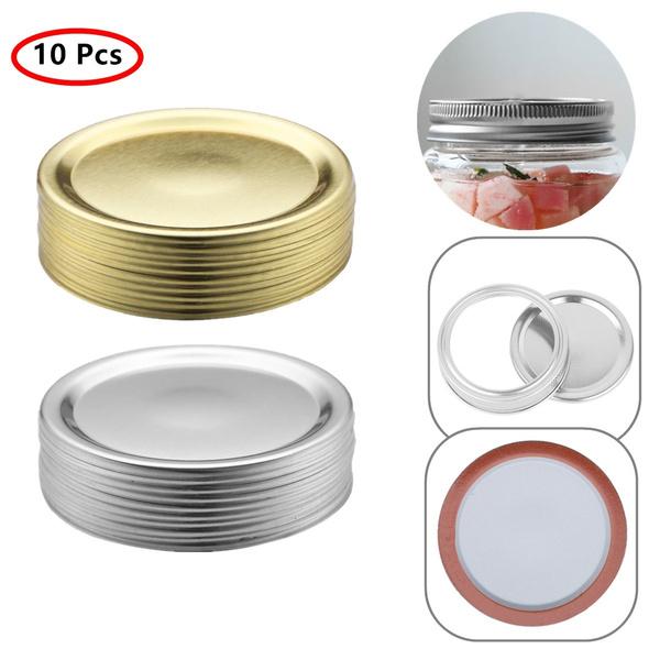 durabletool, Steel, masonjarslid, foodstoragelid