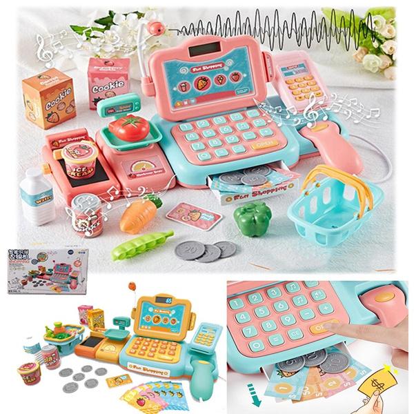 Mini, Toy, Gifts, cashregister