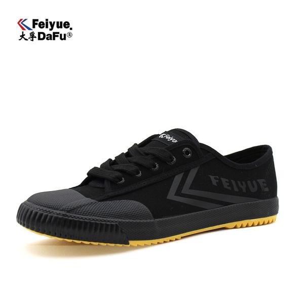 Shoes, Canvas Sneakers Wu shu Shoes