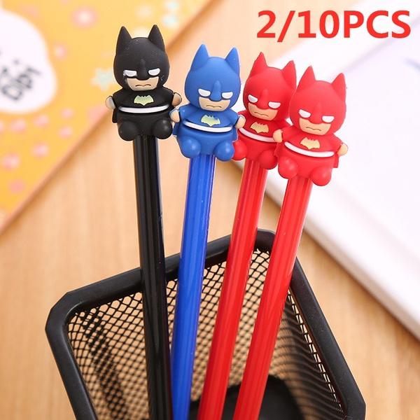 ballpoint pen, giftsforkid, Superhero, cute