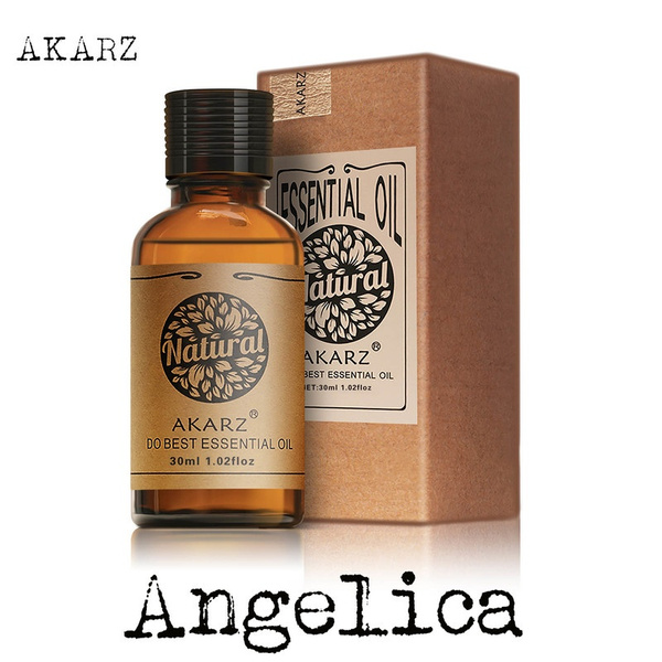 angelica, Oil, Natural, Famous